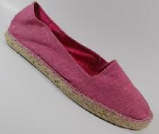 NEW Women's MIA ACHILLA Pink Slip On Fashion Flats Loafers Dress Shoes SZ 7