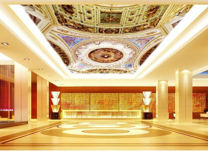 3D Holy Design 56 Ceiling WallPaper Murals Wall Print Decal Deco AJ WALLPAPER GB
