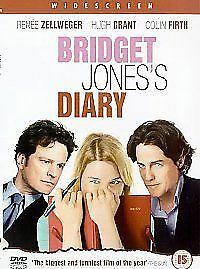 Bridget-Jones-039-s-Diary-DVD-2001-Acceptable-DVD-FREE-amp-FAST-Delivery