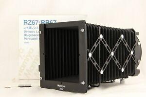 Perfeito-Na-Caixa-MAMIYA-G-3-Fole-Parasol-Com-Adaptador-Para-RZ67-RB67-Do-Japao