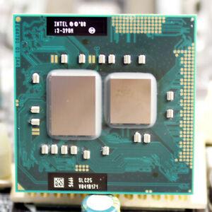 Intel Core i3 390M 2.66GHz Dual-Core (SLC25) 2.5 GT/s DMI Socket G1 Processor