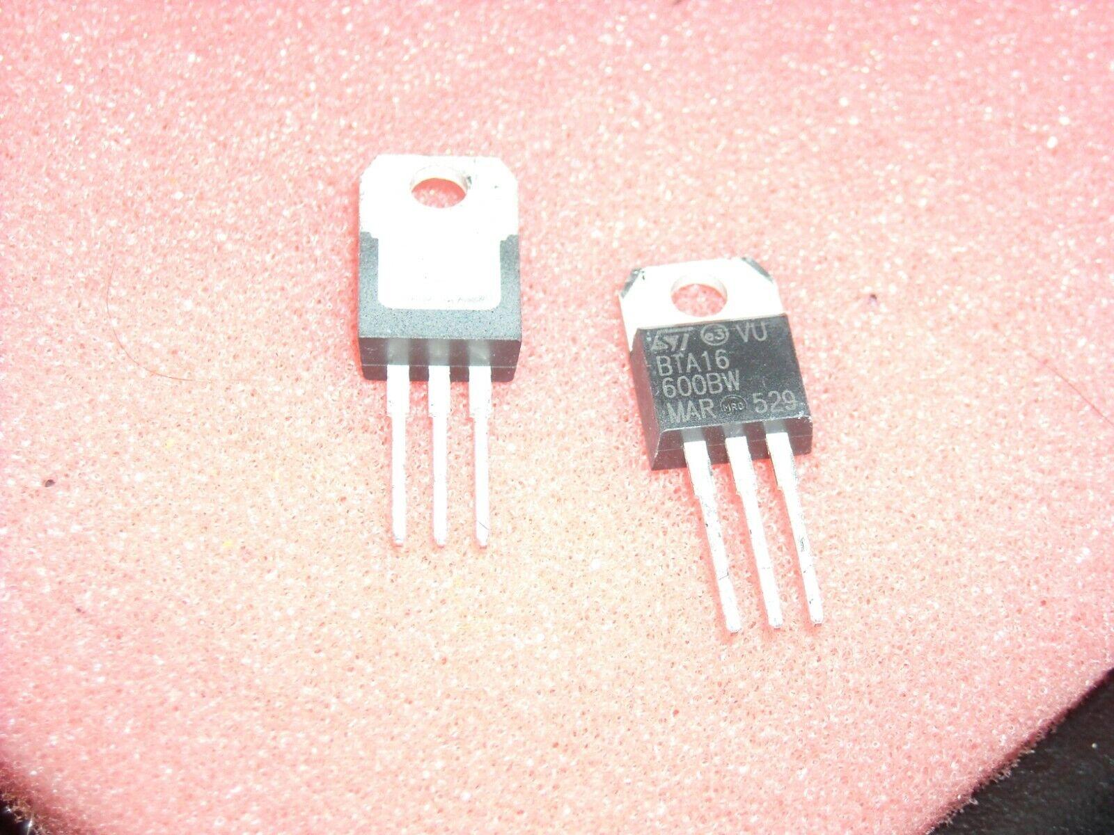bta06-600t TRIAC 6a 600v 5ma to220 New 1 PC