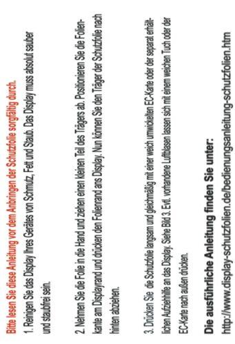 4x Displayschutzfolie MATT für Olympus TOUGH TG-6