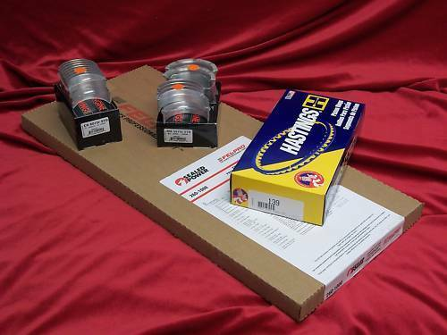 Plymouth Voyager Dodge Caravan 2 4l 2 4 Dohc Engine Rering Kit 1996 97 98 99 00