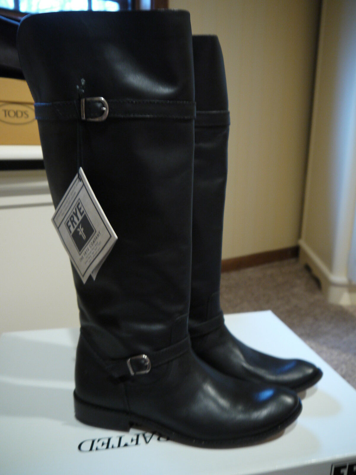 Frye Shirley Riding Boot Size 8