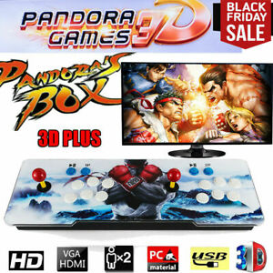 3188-In-1-Pandora-039-s-Box-Retro-Video-Games-Home-Game-Double-Stick-Arcade-Console