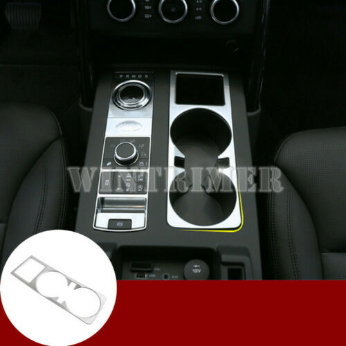 Inner Console Water Cup Holder Cover For Land Rover Discovery 5 L462 2017-2019