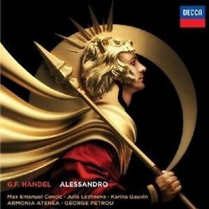 JULIA-LEZHNEVA-MAX-EMANUEL-CENCIC-ALESSANDRO-3-CD-NEUF-OPER-GEORG-F-HANDEL