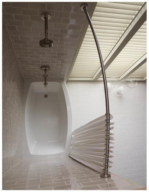 Kohler K 9351 S Expanse Curved Shower