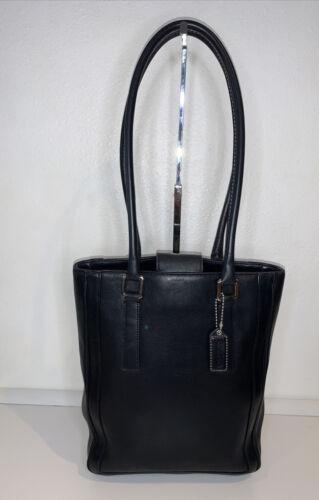 Coach Vintage 9422 Black Leather Bonnie Legacy Sli