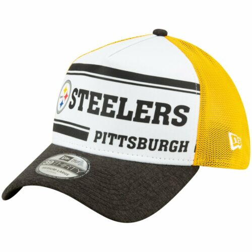 New Era 39Thirty Cap Sideline 1970 Home Pittsburgh Steelers