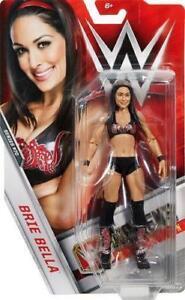 WWE-Diva-Brie-Bella-Basic-Action-Figure-Mattel-Basic-Series-70-Mattel-Toy