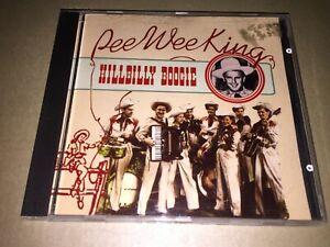 Pee-Wee-King-Hillbilly-Boogie-CD-Album-US-Import-1993-Rockabilly-AMO