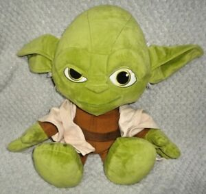 "Yoda 18"" Plush Soft Toy Star Wars"