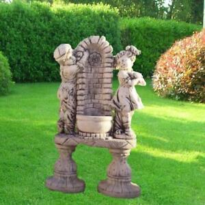 Fontana per giardino arredamento per giardino fontane - Fontane da giardino ebay ...