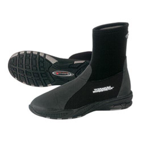 Henderson 5mm Molded Sole Zippered Dive Boot Neoprene Diving Boot