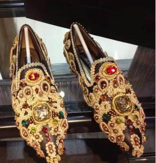 prendi l'ultimo donna Pointed Toe Moccasin Rhinestones Loafer Casual Casual Casual Pump scarpe Leather Slip On  presa