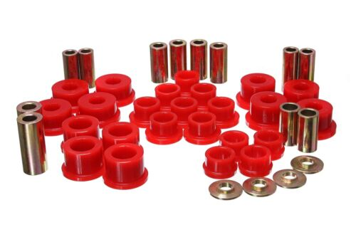 Suspension Control Arm Bushing Kit Rear Energy fits 06-14 Mazda MX-5 Miata