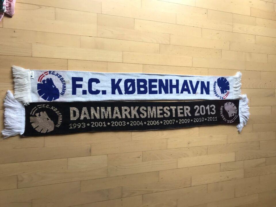 Andet, FCK halstørklæder, FCK