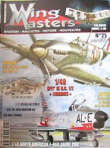 Modellino-Aviazione-Militare-WW2-Rivista-Wing-Masters-N-25-di-2001-Aerei-War