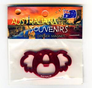 Koala, Magnet Bottle Opener, Souvenir. RELEASE