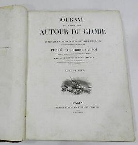 BOUGAINVILLE-NAVIGATION-AUTOUR-DU-GLOBE-DE-LA-FREGATE-LA-THETIS-E-O-1837