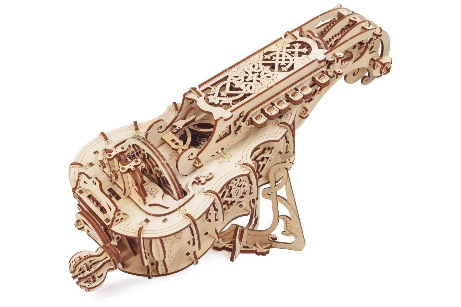 Ugears drehleier und vielen - 3d - holz - mechanischen modell - 292 - stcke