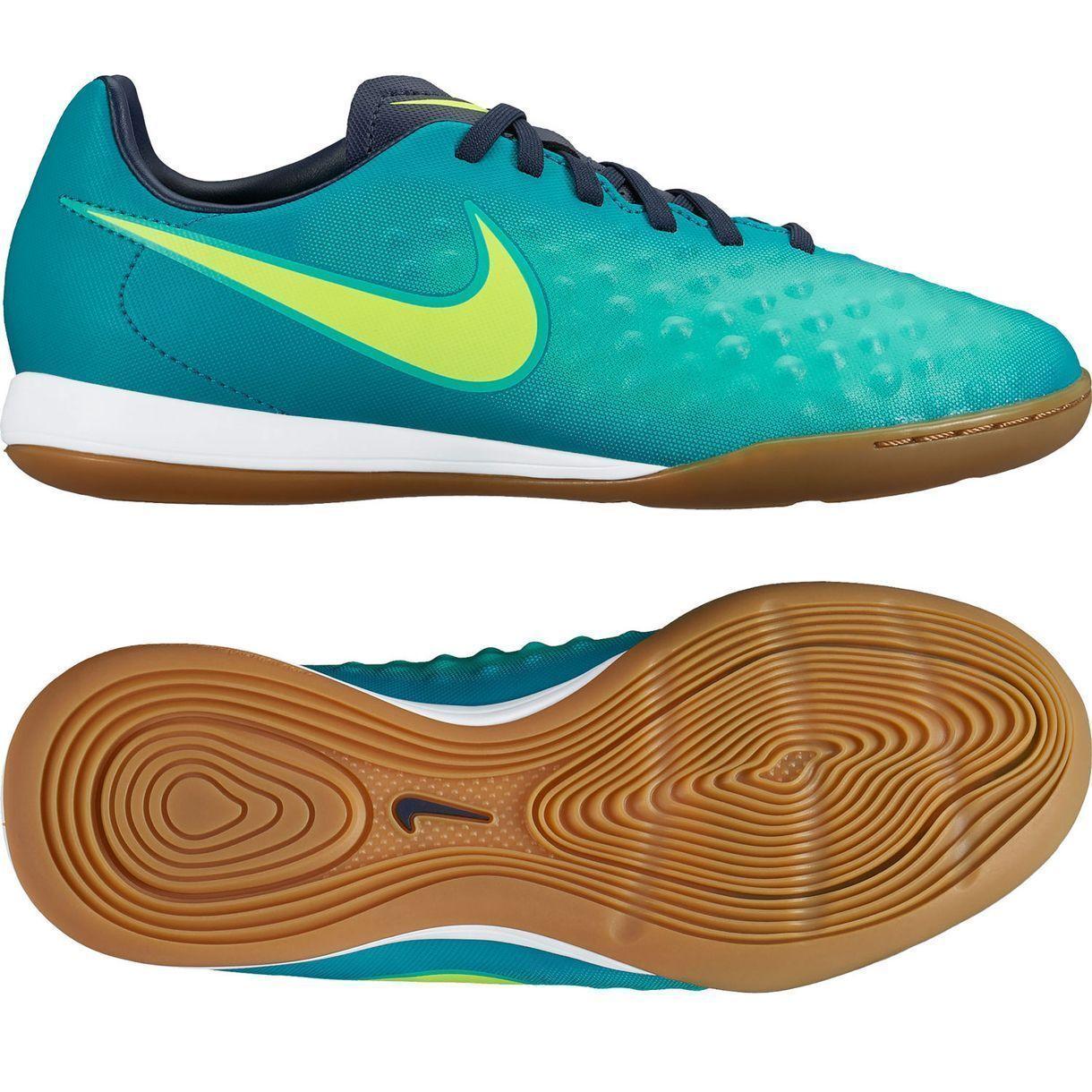 Nike Magista 844413-375 Onda II IC Indoor Court Soccer Flat Men Shoes Comfortable