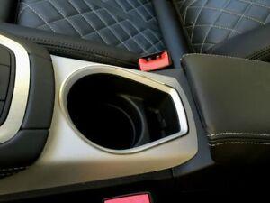 Audi TT 8S FV TTs TTRS RS quattro  Becherhalter Zierblende Dekoreinlage
