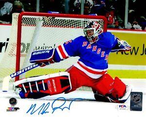 Mike-Richter-autographed-signed-8x10-photo-NHL-New-York-Rangers-PSA-COA