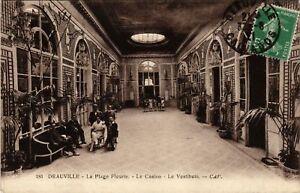 CPA-Deauville-La-Plage-Fleurie-Le-Casino-Le-Vestibule-515668