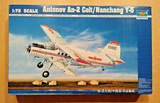 Trumpeter 1:72 Antonov An-2 Colt Nanchang Y-5 Plastic Model Kit #01602