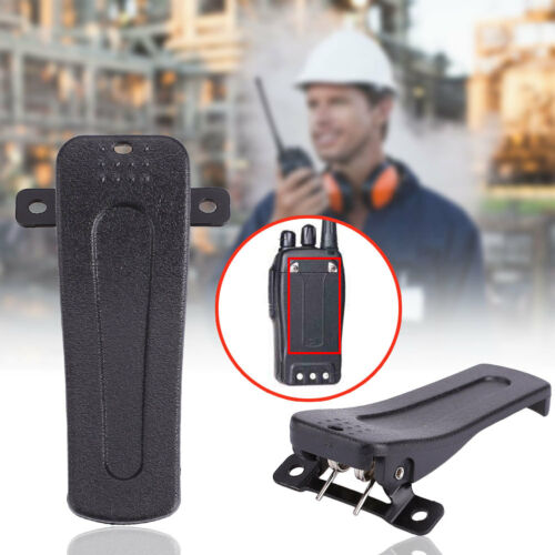 Belt Clip Clamp For Baofeng BF-666 //777S//bf-888S Radio Walkie Talkie Intercome