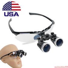 Dentist Dental Surgical Medical Binocular Loupes 35x320 Optical Glass Magnifier