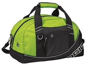 OGIO Half Dome Wasabe Green Gym Duffel Bag / 29.5L Duffel GYM Bag - New