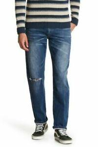 Lucky-Brand-Jeans-221-NWT-Original-Straight-Leg-Jean-Men-039-s-Size-33x32-129-6584