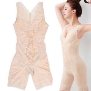Women's Full Body Taille Trainer Shaper Taille Corset underbust corset shapewear