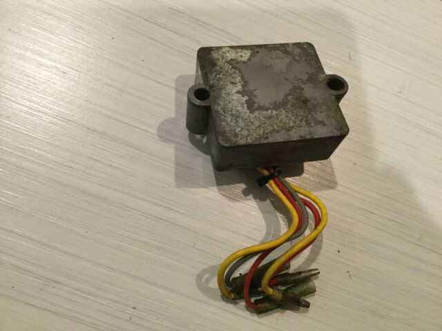1997 Mercury 150HP REGULATOR, Voltage 854515 135HP-200HP