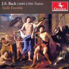 J.S. Bach: Suites (CD, Jun-2011, Centaur Records)