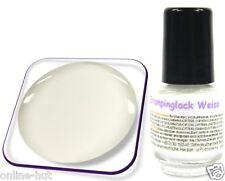 5ml VERNICE stamping per KONAD nail, timbro vernice, colore: BIANCO, Bianco, sl-023