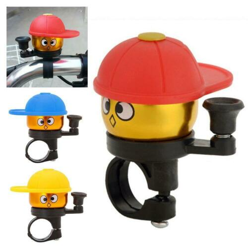 1X Cartoon Bike Bell Ring MTB Bicycle Handlebar Alarm Accessory Brand