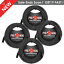 100 Foot Ft NEW 4 Pack Pig Hog PHM100 XLR High Performance 8mm Microphone Cable
