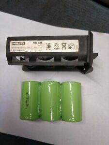 akkus baterry  akku batteria 1 bloc batterie PRA 801  hilti 3,6 v ni mh 8,5Ah