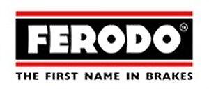 KIT PASTIGLIE FRENI POSTERIORI FERODO FORD FOCUS C-MAX /'03-/'07 1.6 TDCi 80 KW
