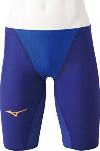 MIZUNO Swim suit Men GX SONIC IV MR 2019 FINA Blue N2MB9002 L Large