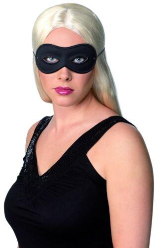 Costume Farfalla Maschera Ladro Condannato Bandito da Nero By Smiffys