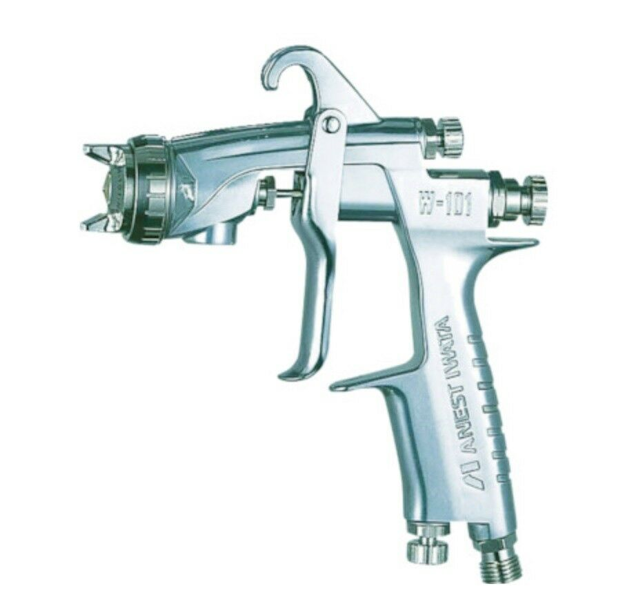ANEST IWATA COMPACT SPRAY GUN W-101 SERIES W-101-131G MADE IN JAPAN