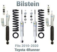 Bilstein 6112 ASSEMBLED Front /& 5160 Reservoir Shocks for 07-20 Tundra 4WD 2WD