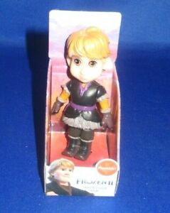 DISNEY PRINCESS COLLECTOR MINI TODDLER DOLL POSABLE FIGURE FROZEN 2 KRISTOFF NEW