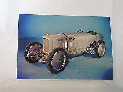 Blitzen-benz Von 1911 Pressefoto Press Photo m0028 Sonderabschnitt Mercedes-benz Classic